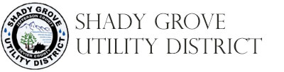 Shady Grove Utility District